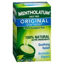 Mentholatum Ointment Jar 1 oz  by Mentholatum