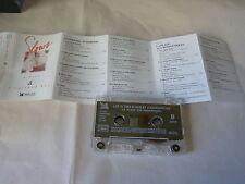 DEGUELT - BARDOT - BOYER - SALVADOR - VOULZY - LOT DE 5 K7 audio / Audio tape