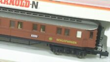 N Schlafwagen DRG Arnold 3361 NEU OVP