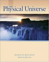 The Physical Universe by Krauskopf, Konrad B|Beiser, Arthur (Paperback)