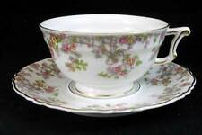Haviland TRELLIS Cup & Saucer GREAT CONDITION