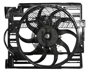 1995 1996 1997 1998 BMW 740i/740li AC Condenser Cooling Fan New