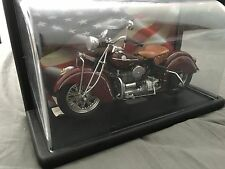 NEW Franklin Mint 1942 Indian Motorcycle 442 1:10 Scale Model