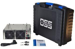 OSS Sixty O³ + Koffer | 60000 mg/h Ozongenerator | Ozongerät Luftreiniger 60g/h