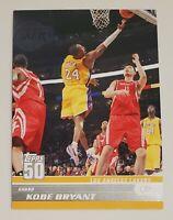 2007-08 Topps 50th Anniversary Insert Kobe Bryant Lakers HOF Yao Ming Rockets