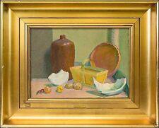 Künstlerische Malerei-Öl-Technik von 1950-1999 als Original der Zeit