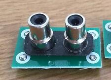 Revox A77 - DEFINITIVE audio RCA panel connectors - ZINC plated
