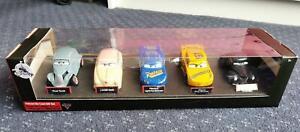 DISNEY CARS 3 SET OF 5 NEW Louise Nash Fabulous Lightning McQueen Dinoco Cruz...