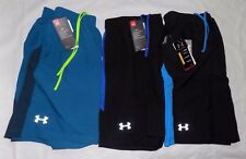 UNDER ARMOUR MEN'S HEATGEAR FITTED SHORTS, SIZE: XL, XXL NWT