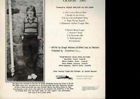 Dougie Maclean-Craigie Dhu-VINYL LP-USED-UK press