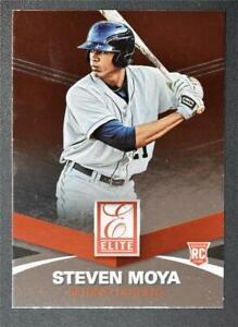 2015 Elite #16 Steven Moya RC - NM-MT