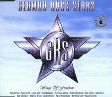 German Rock Stars Wings of freedom (2001) [Maxi-CD]