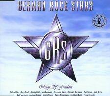 German Rock Stars Wings of freedom (2001) [Maxi-CD]