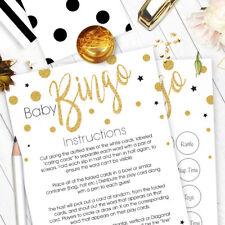 Baby Bingo! Baby Shower Games Bingo • Boy Girl Unisex • 20 Player FREE postage 2