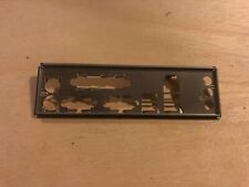 Intel D946GZIS Motherboard MB Socket 775 I/O shield IO Plate Backplate