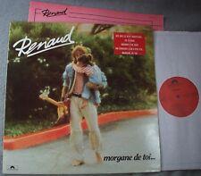 RENAUD Morgan De Toi FRANCE POLYDOR PLAYS NEAR MINT Rock Pop Chanson