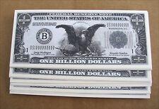 100 BILLION DOLLAR BILLS  USA NOVELTY WHOLESALE LOT BILLION DOLLAR BILLS