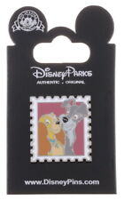 2016 Disney Magical Mystery Series 10 Lady & The Tramp Pin With Packing