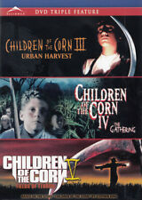 CHILDREN OF THE CORN - III, IV, V (TRIPLE FEATURE) (DVD)