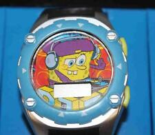 SpongeBob Watch by Nickelodeon LCD w/ Storage Box (SBP036T)
