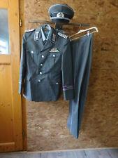 Zivilverteitigung,NVA,Uniform Hauptmann des ZV,Luftschutz
