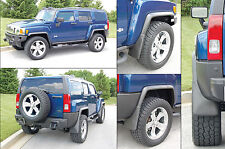 2006 2007 2008 HUMMER H3 OFF ROAD VERSION FENDER FLARES 06 07 08 E&G