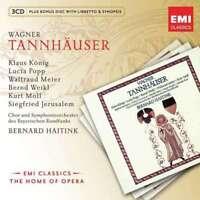 Bernard Haitink - Wagner: Tannhauser Nuevo CD