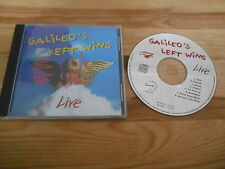 CD POP Galileo 's left wing-Live (8) canzone CARBON 7