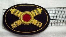 Civil War reenactors Hat Badge Large  -Artillery Type #3