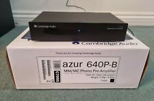 Cambridge Audio Azur 640P-B MM/MC Phono Pre-Amplifier