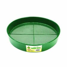 A Professional Imported Home & Garden Soil Sifter 1/2 Inch Mesh Garden Sieve SN