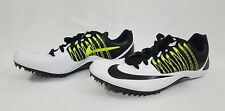 Nike Zoom Celar 5 Track Sprint Shoes- Style 629226-107 Size 11 With Spikes