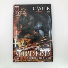 CASTLE STORM SEASON Hardcover Brian Bendis Lupacchino ABC TV NEW SEALED