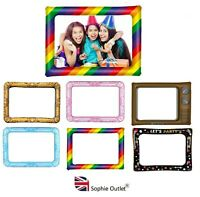 GIANT INFLATABLE PHOTO FRAME Selfie Booth Birthday Hen Party Wedding Pride LGBT