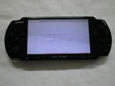 E619 Sony PSP 3000 console Piano Black Handheld system Japan x