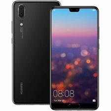 Huawei P20 EML-L09 128GB GSM Unlocked Android SmartPhone - Black