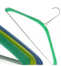 Bundle Grucce +SPUGNETTE antiscivolo Grucce in metallo Bianco PEZZI 100+100