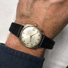Vintage Hamilton Automatic Square Case Wrist Watch