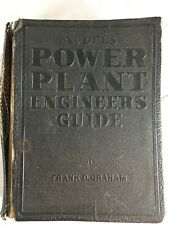 Audels Power Plant Engineers Guide 1945