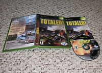 Totaled (Microsoft Xbox) COMPLETE Tested FAST SHIPPING