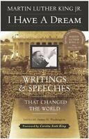 I HAVE A DREAM Martin Luther King Jr. FREE SHIPPING paperback Writings Speeches