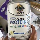 Garden of Life Sport Organic Plant-Based Protein Powder, Vanilla