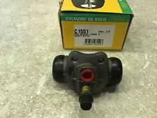 Fits Vauxhall Corsa MK2 1.0 12 V APEC Avant//Arrière Kit de montage de plaquette de frein