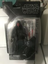 Star Wars The Black Series Archive 6in. Darth Maul Action Figure