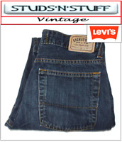 "VINTAGE LEVIS SIGNATURE SLIM STRAIGHT JEANS  W29"" L30"" APROX SIZE UK  8 /  10 T2"