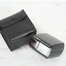 MINOLTA PROGRAM 1800AF FLASH UNIT