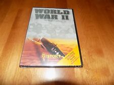 WORLD WAR II THE GREATEST CONFLICT  MERRILL'S MARAUDERS HISTORY CHANNEL DVD NEW
