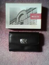 Relic wallet women new with tag in Box Black