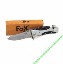 NAVAJA FOX SEGURIDAD  HOJA 8,5 CMS  + GRASA ESPECIAL NAVAJAS 45881 MF