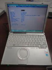 "Panasonic CF-T7  Core2Duo 1.06GHz 2GB ""NO HDD""  3760 HRS Laptop"